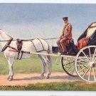 Tuck Oilette Caleche Quebec Canada c 1910 Vintage Postcard NM