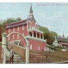 Scala Santa St Anne de Beaupre Quebec Canada c 1910 Vintage Postcard NM