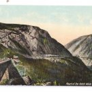 Heart of the Notch White Mountains NH Leighton 1910 EXC