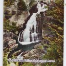Pinkham Notch Crystal Cascade White Mountain NH Leighton ca 1910