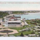 Cape Elizabeth ME Casino View of Shore Langdorf ca 1910