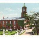 St John's Church Portsmouth NH Detroit Publishing ca 1910