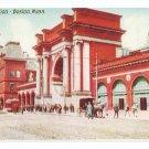 North Station Boston MA Robbins Bros ca 1910
