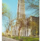 Riverside Church New York Vintage Postcard NY 1960
