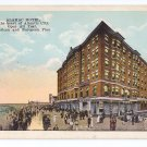 Hotel Alamac Atlantic City NJ Vintage Kropp Postcard