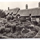 Anne Hathaway's Cottage Stratford on Avon Vintage RPPC Real Photo Post Card