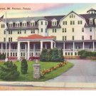 Pocono Haven Mt. Pocono PA Vintage Kropp Postcard