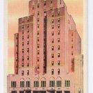 Hotel Barnum Bridgeport CT Vintage Kropp Postcard