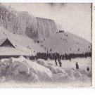 Ice Mountain Niagara Falls NY Vintage UDB Postcard