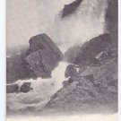 Niagara Falls NY Cave of the Winds Vintage UDB Postcard
