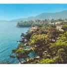 Italy Rapallo Postcard S Michele di Pagana Tigullio Gulf 4X6