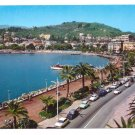 Italy Rapallo Postcard Promenade of the Sun 4X6