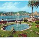 Italy Rapallo Town View 4X6