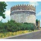 Italy Roma Tomb of Cecilia Metella 4X6 Postcard Rome