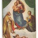 Raphael Sistine Madonna Child Raffael Painting Dresden Museum