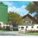 Michigan Frankenmuth Bavarian Inn 1968 MI Postcard