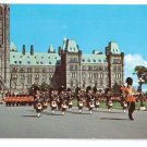 Ottawa Ontario Canada Changing of the Guard Salute
