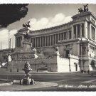 RP Italy Rome Altare della Patria Victor Emmanuel Monument Real Photo