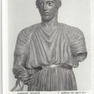 RP Greek Art Statue Aurige de Delphes Charioteer Greece