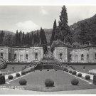 RP Italy Lake Como Cernobbio Villa d'Este Mosaic Real Photo