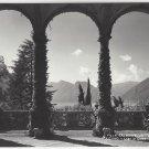 RP Italy Lake Como Lenno Villa Balbianello Loggetta Real Photo