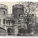 RP UK Windsor Castle Norman Gateway Real Photo Post Card