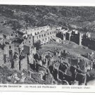 RP Greece Mystras Ancient Fort Sparti Real Photo Post Card