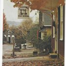 Monroe NY Postcard Smith's Clove Weave Shop Old Museum Village