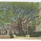 Valley Forge Washington Memorial Chapel PA Vintage Linen Postcard