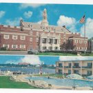 Molly Pitcher Motor Inn Red Bank NJ Vintage Motel Postcard