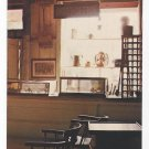 Monroe NY Smith's Clove General Store Interior Post Office Old Museum Village Postcard