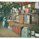 Monroe NY Smith's Clove General Store Interior Counters Old Museum Village Postcard