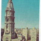 Philadelphia PA Postcard City Hall Billy Penn