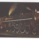 Train Railroad Postcard Canadian National 6218 Night Belleville Ont 1971 RR