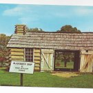 Valley Forge PA Blacksmith Shop Vintage Postcard