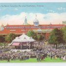 Canadian National Exhibition Toronto Bandstand