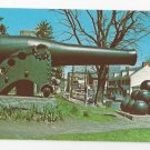 New Hope Bucks County PA Nine Inch Dahgren Cannon 1967 Postcard