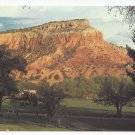 Abiquiu NM Ghost Ranch Conference Center Presbyterian Church Postcard