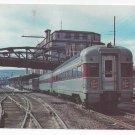 Train Railroad Postcard Lackawanna Phoebe Snow Scranton PA DL&W RR