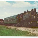 Train Railroad Postcard Steam Locomotive Kempton PA Wanamakers WK&S