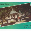 Greetings From Ocean Grove NJ Beersheba Well Vintage Postcard