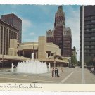 Baltimore MD Charles Center Jacob France Memorial Fountain Postcard 4X6