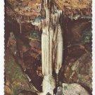 Luray Caverns VA Specter Column c 1970s Postcard 4X6