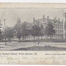 West Chester PA State Normal School 1905 Postcard University