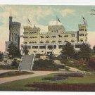 Freeport ME Casco Castle 1914 Maine Postcard
