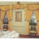 Winterthur DE Museum DuPont Interior Georgia Dining Room Continental Postcard