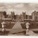 UK Windsor Castle East Terrace RPPC Berkshire Valentines Real Photo Postcard