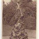 UK London Peter Pan Statue ca 1920 Vintage Photochrom Postcard