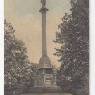 Harrisburg PA Mexican Monument Vintage UND Postcard