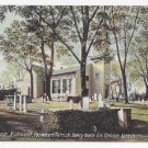 VA Richmond St Johns Church Patrick Henry Vintage Postcard